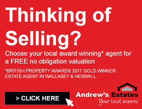 Get brand editions for Andrew's Estates, Bromborough
