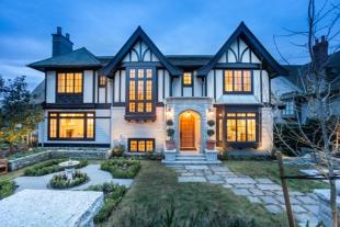 British Columbia house