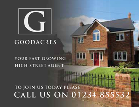 Get brand editions for Goodacres Residential, Kempston