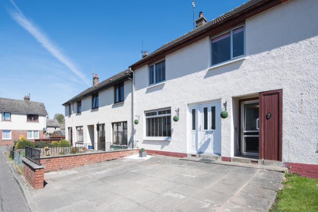 3 bedroom terraced house for sale in druids road perth perthshire ph2 ph2