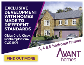 Get brand editions for Avant Homes Midlands, Cildes Croft