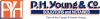 P.H. Young & CO , P.H. Young & CO logo