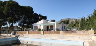 Villa for sale in Aspe, Alicante, Spain