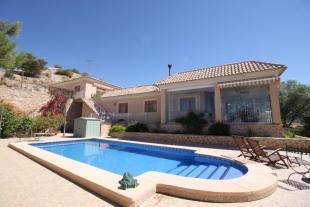 Villa for sale in Fortuna, Alicante, Spain