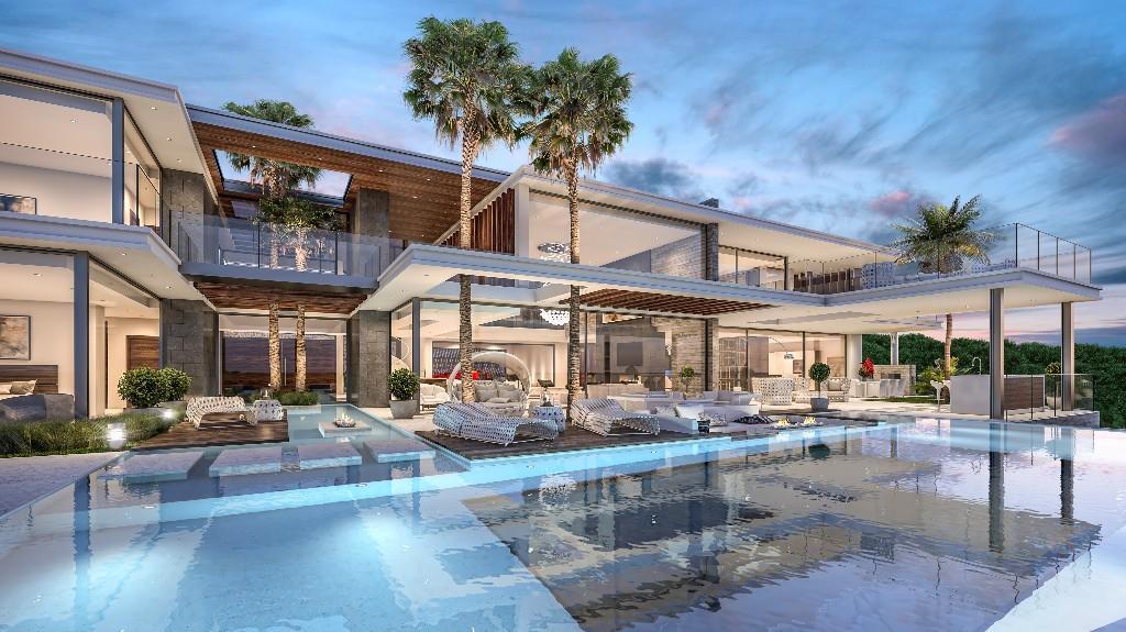 new development for sale in La Zagaleta, Málaga...
