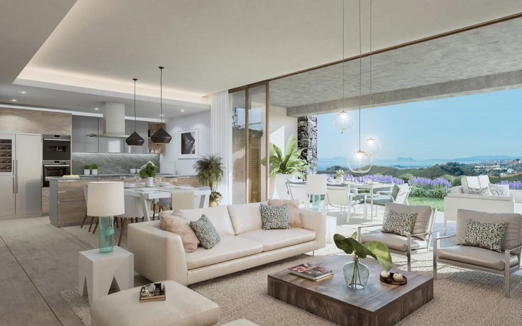 new development for sale in Marbella, Málaga...