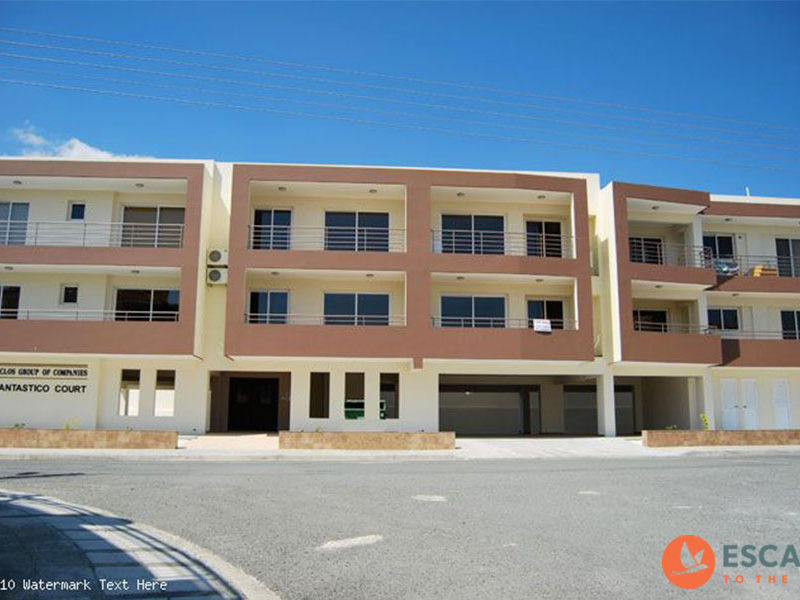 2 bed Apartment in Tefkrou Anthia, Larnaca...