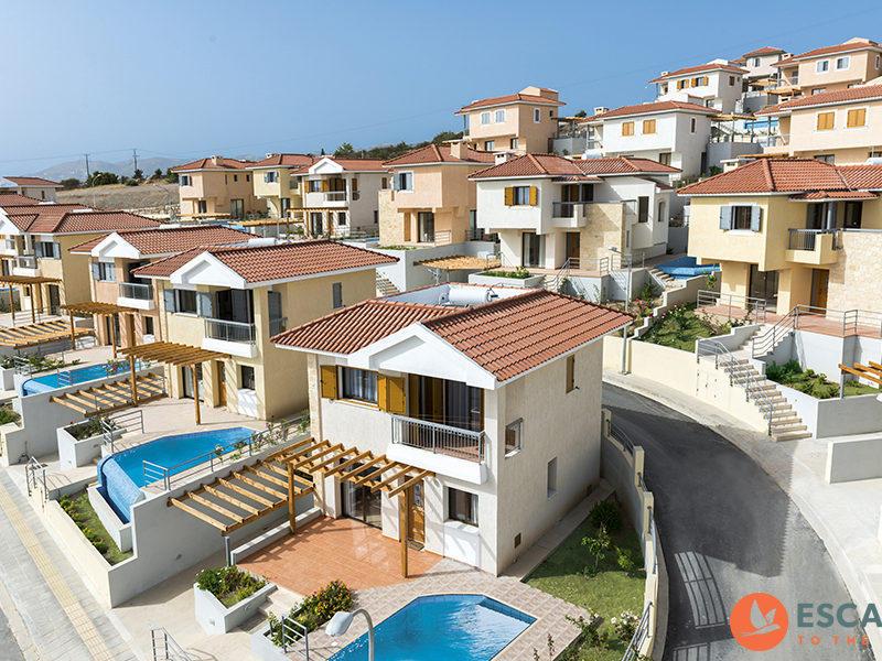 new development in Konia Panorama, Pafos...