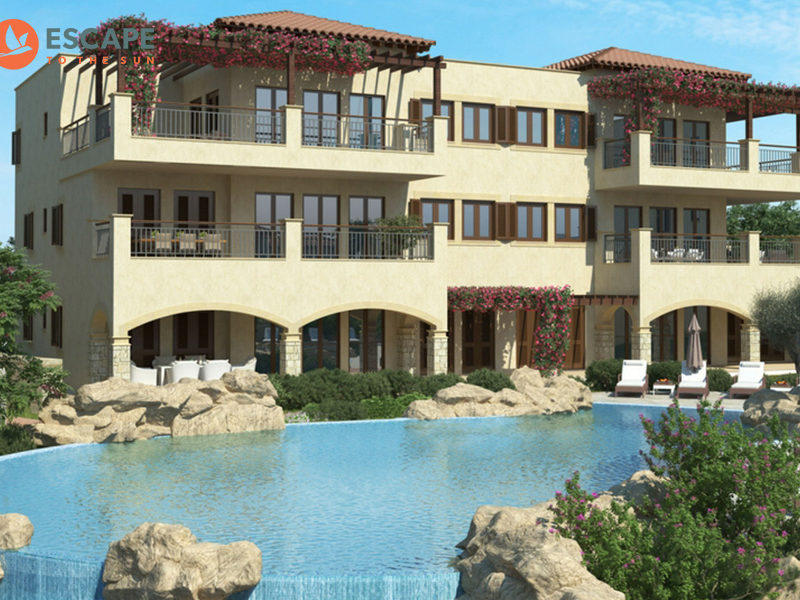 new Apartment in Alexander Heights, Pafos...