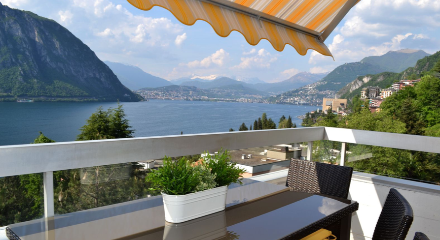 Apartment for sale in Lugano, Ticino