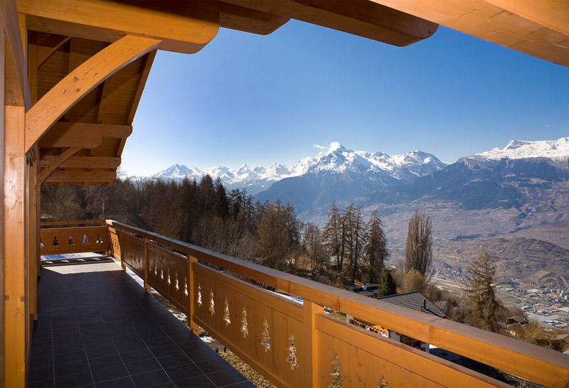 Chalet for sale in Les Agettes, Valais