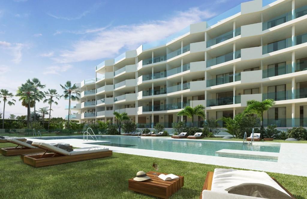3 bed new development in Mijas-Costa, Málaga...