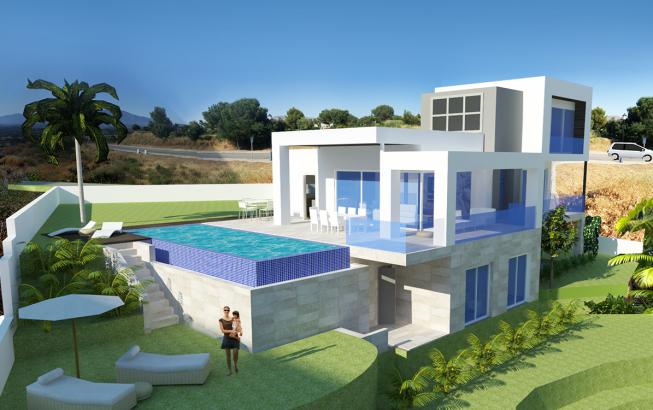 4 bed new development for sale in La Cala De Mijas, Málaga...
