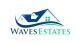 Waves Estates, Rye logo