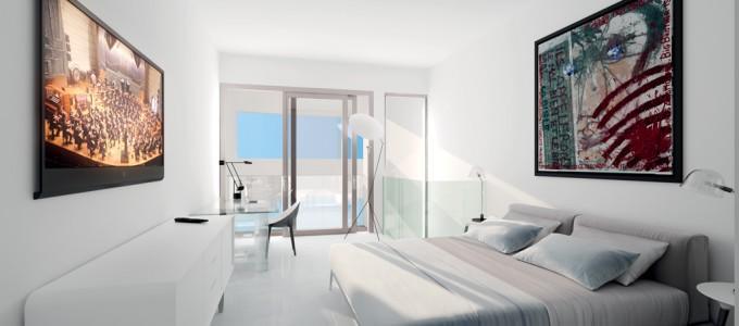 2 bedroom new Apartment in Monaco
