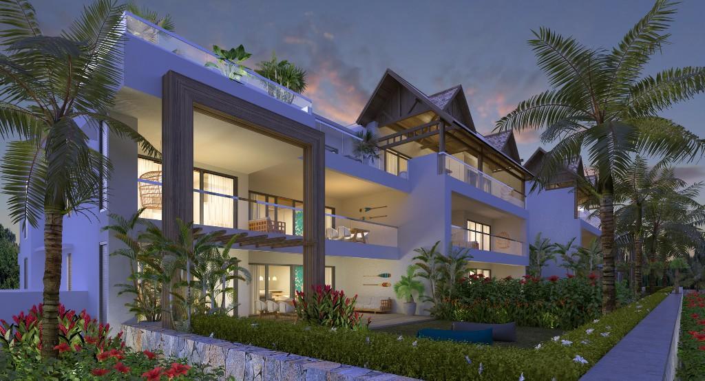 new Apartment for sale in Grand Gaube, Mauritius