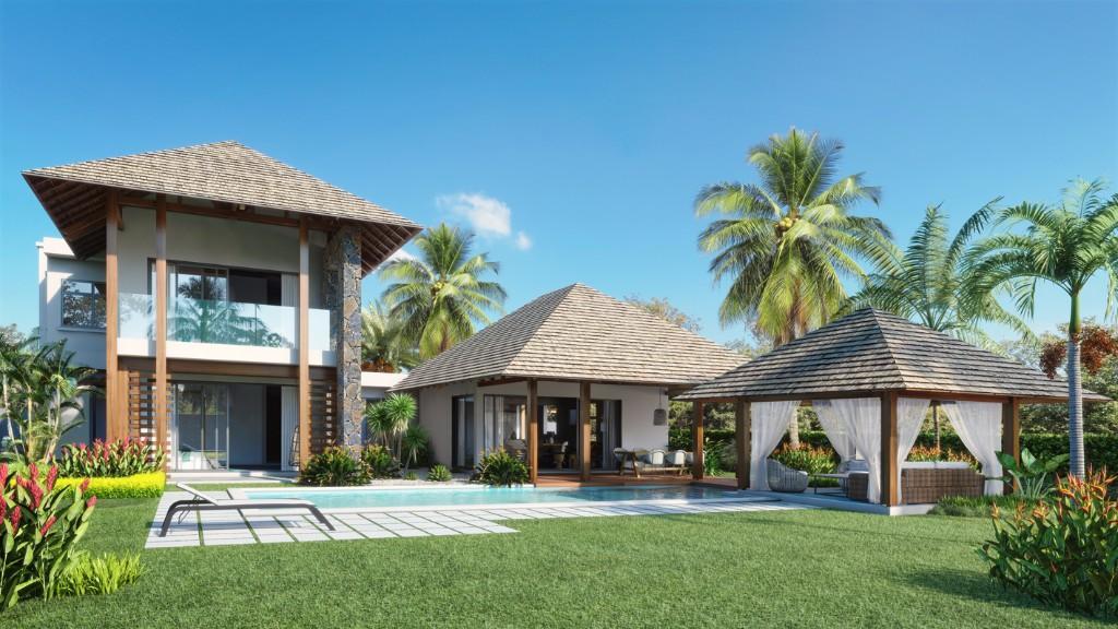4 bedroom new development for sale in Grand Gaube, Mauritius