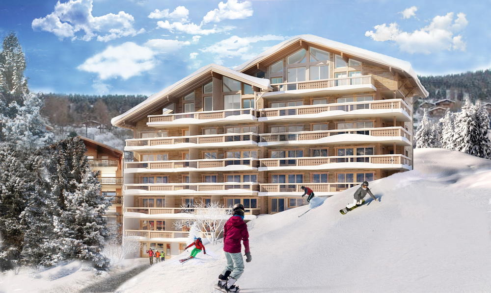 new Apartment in Nendaz, Valais