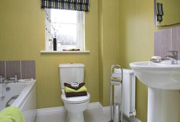 Fyvie Bathroom
