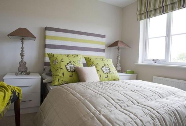 Fyvie Bedroom