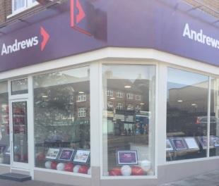 Andrews Estate Agents, Kentonbranch details