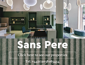 Get brand editions for Sans Pere, London