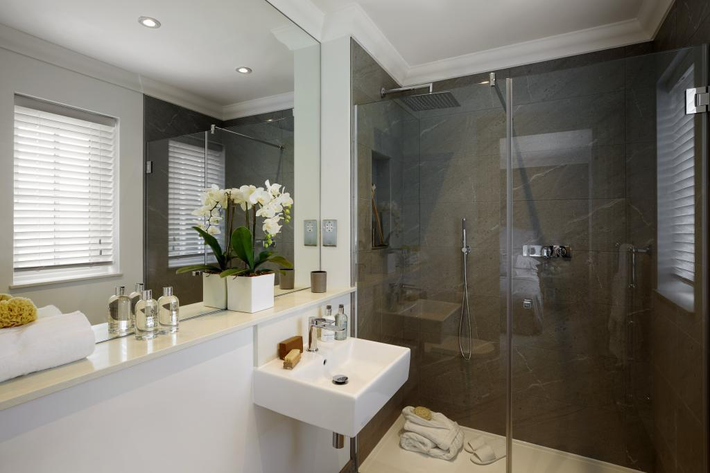 Newcourt Residential,Bathroom
