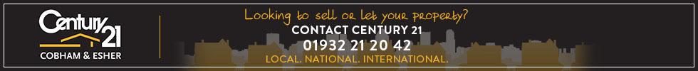 Get brand editions for Century 21, Cobham & Esher
