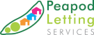 Peapod Letting Services, Broughton Astley branch logo