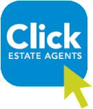 Click estate Agents, Preston branch logo