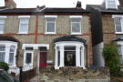 Terraced house in Whitestile Road...