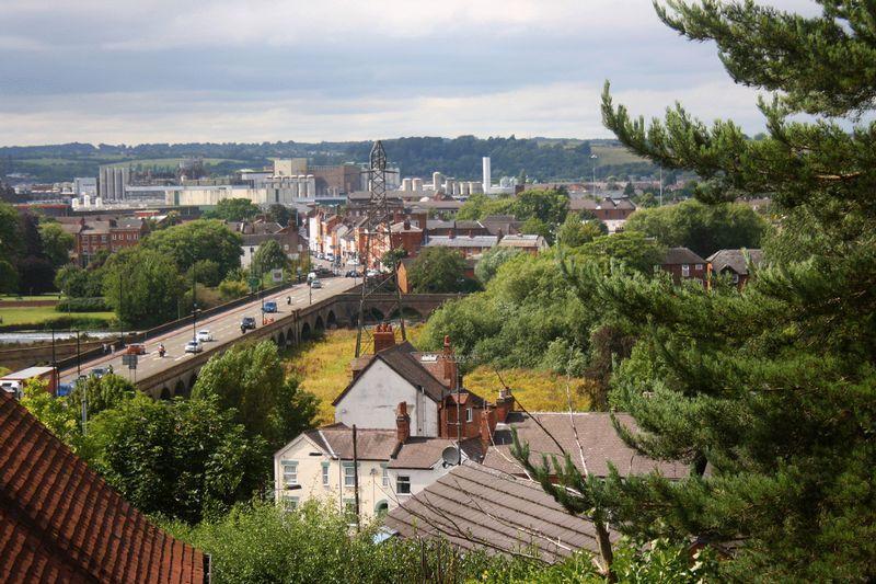 Views over Burton