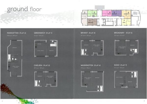 Floor Plan Flat 2
