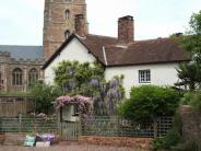 Detached house for sale in Dunster - Historic...