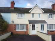 Terraced home for sale in Alcombe