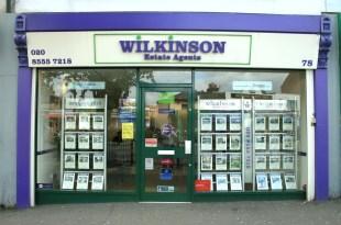Wilkinson Estate Agents, Londonbranch details