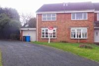 2 bed semi detached home to rent in Shackleton Drive, Perton...