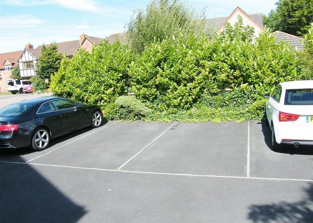 Two Spaces Off Road