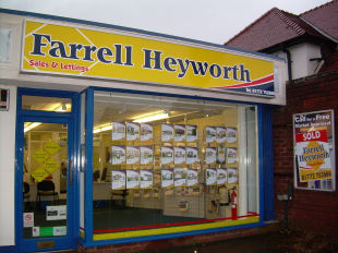 Farrell Heyworth, Penworthambranch details