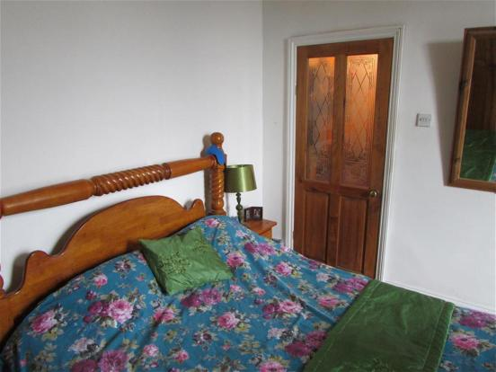 Bedroom to dressing