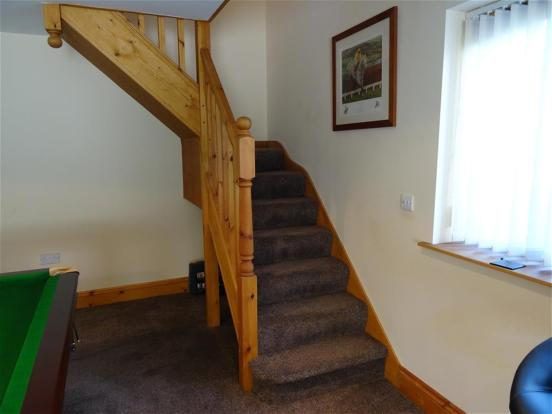 Stairs To 4th Bed