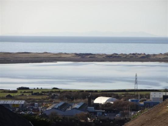 View North Walney