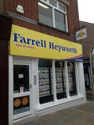 Farrell Heyworth, Barrow in Furnessbranch details