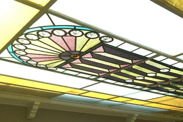 entrance skylight