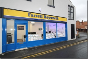 Farrell Heyworth, Birkdale/Southportbranch details