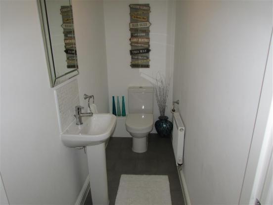 Downstiars WC