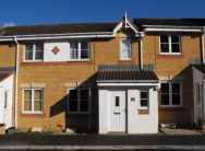 Terraced house to rent in Corinum Close...