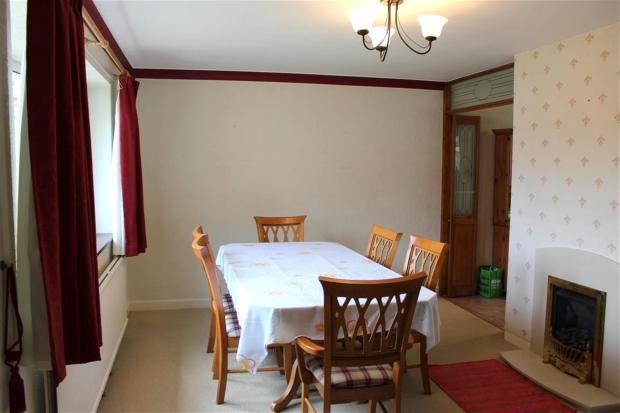 dining - bedroom