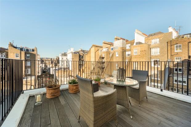 2 bedroom flat for sale in queens gate place south for Queens gate terrace