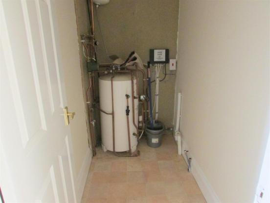Store Boiler Room